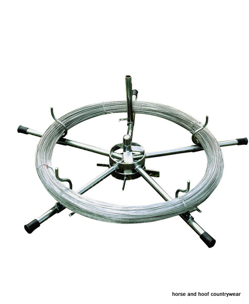 Corral Wire Pay Out Spinner
